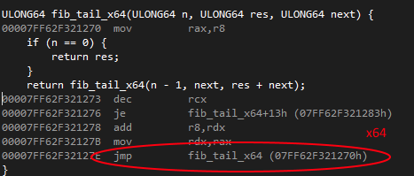Tail Recursion is back!!!